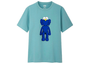 KAWS x Uniqlo Blue BFF Tee (US Sizing) Green