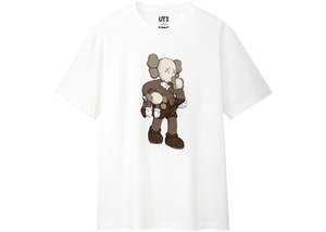 KAWS x Uniqlo Clean Slate Tee (US Sizing) White