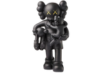 KAWS Clean Slate Vinyl Figure Black