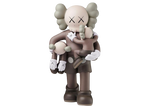 KAWS Clean Slate Vinyl Figure Brown
