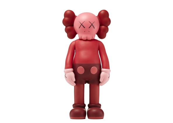 KAWS Companion Open Edition Vinyl Figure Blush