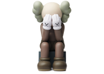 Kaws Passing Through Open Edition Vinyl Figure Brown - Baza Bazaar