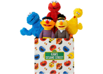 KAWS Sesame Street Uniqlo Plush Toy Complete Box Set Multi