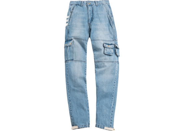Kith Field 2.0 Denim Pant Hosu 2.0 Wash