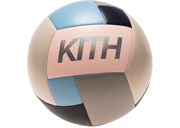 Kith Flamingos Game Ball Multi