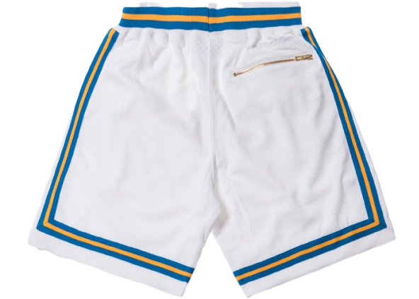 Kith x Mitchell & Ness Basketball Short Los Angeles Alternate