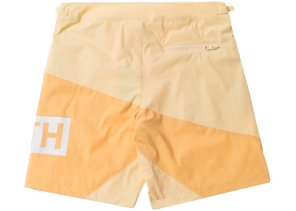 Kith Madison Short Yellow/Pale Yellow