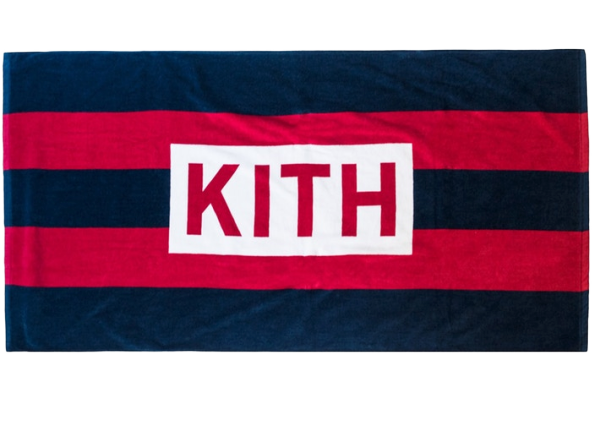 Kith Regal Resort Towel Red