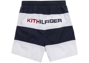 Kith x Tommy Hilfiger Woven Stripe Short Navy/White