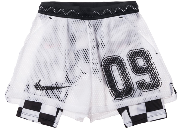 b8a0356cc9f21 Nikelab x OFF-WHITE Mercurial NRG X Short White ...