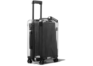 OFF-WHITE x Rimowa Transparent Carry-On Case Clear - Baza