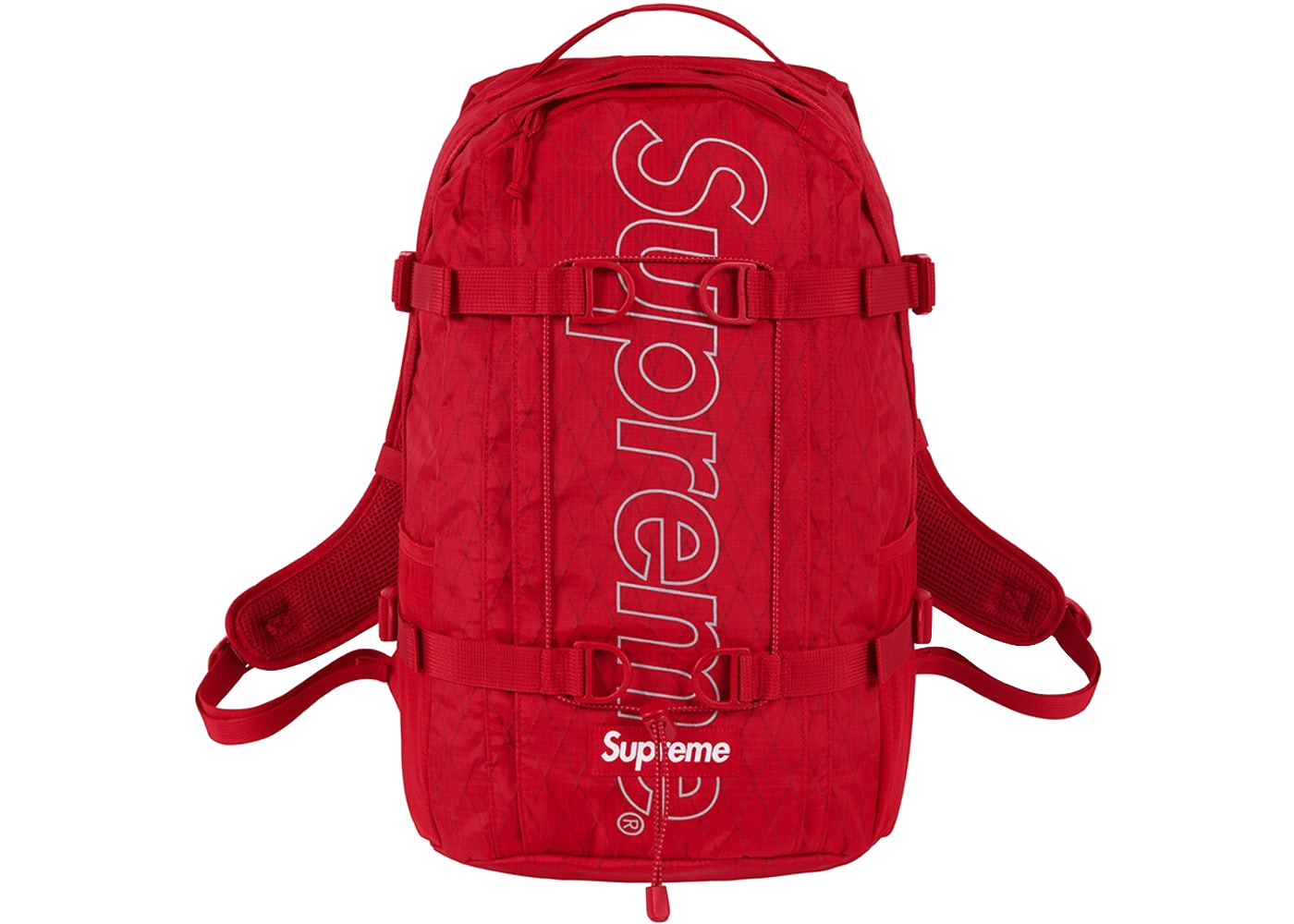 Supreme Backpack (FW18) Red - Baza