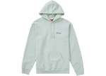Supreme Mary Hooded Sweatshirt Pale Mint