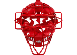 Supreme Rawlings Catcher's Mask Red - Baza