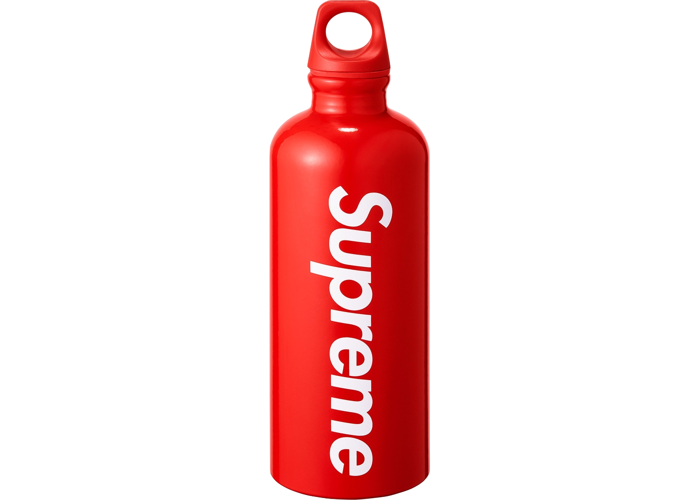 Supreme SIGG Traveller 0.6L Water Bottle Red - Baza