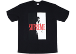 Supreme Scarface Split Tee Black