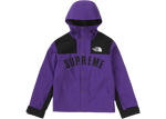 Supreme The North Face Arc Logo Mountain Parka Purple