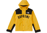 Supreme The North Face Arc Logo Mountain Parka Yellow