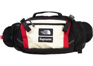 Supreme The North Face Expedition Waist Bag White