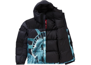 Supreme The North Face Statue of Liberty Baltoro Jacket Black