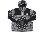 Supreme The North Face Bandana Mountain Jacket Black - Baza