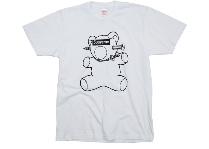 Supreme Undercover Bear Tee White