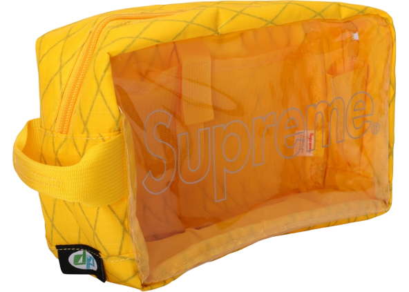 Supreme Utility Bag (FW18) Yellow