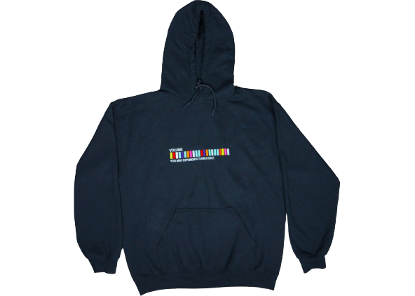 Travis Scott Astroworld Festival Run Beyond Belief Hoodie Black