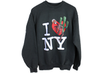 Travis Scott Astroworld I Love NY Crewneck Black