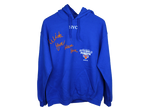 Travis Scott Astroworld MSG Knicks Hoodie Blue