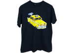 Travis Scott Astroworld MSG Taxi Tee Black