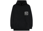 Travis Scott Astroworld Staff Hoodie Black