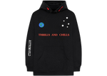Travis Scott Astroworld World Peace Hoodie Black