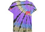Travis Scott Official Souvenir Tee Tie Dye