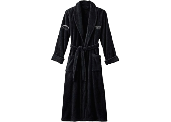 Travis Scott Jack Boys Reality Robe Black