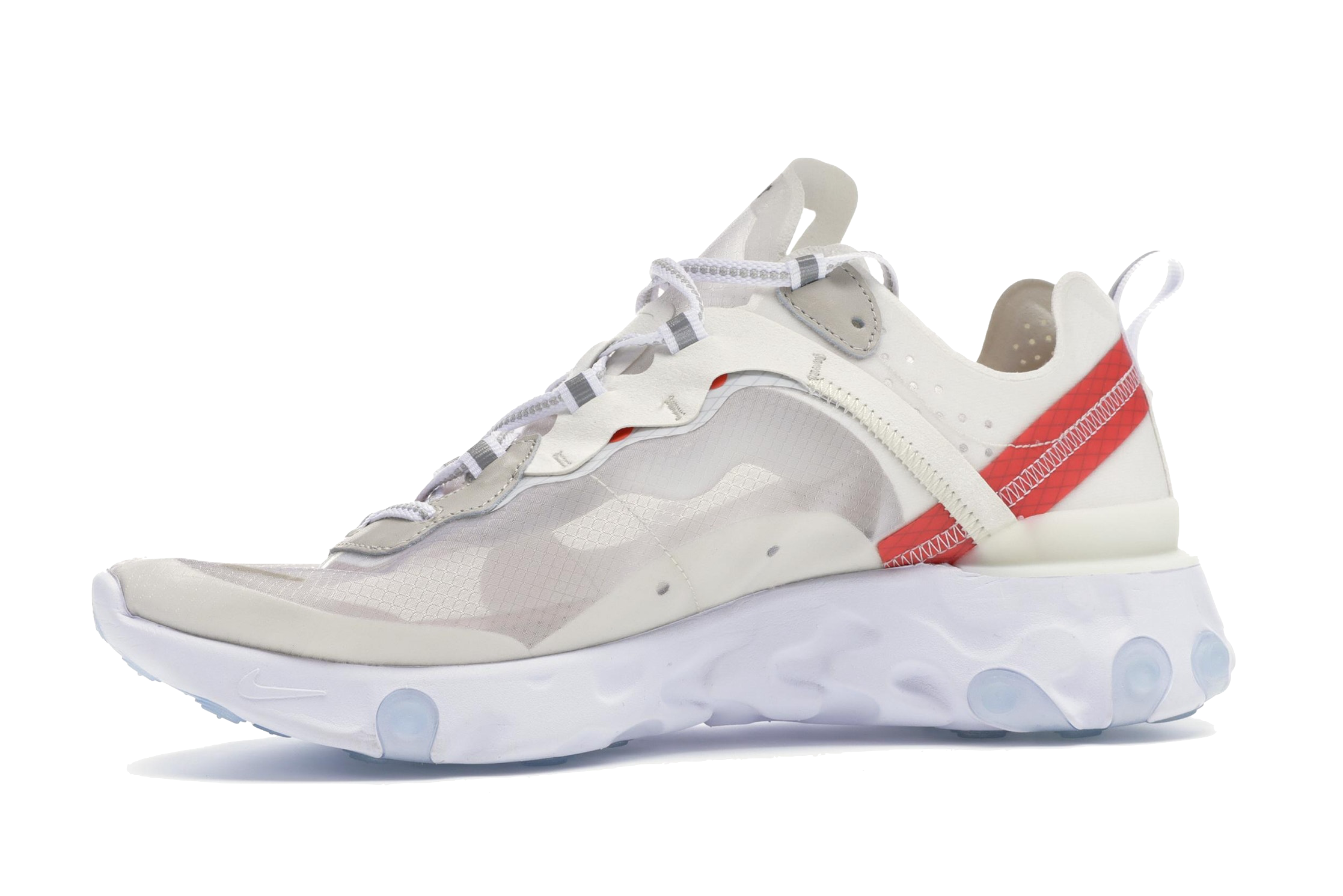Nike React Element 87 Sail Light Bone - Baza