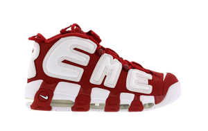"Air More Uptempo Supreme ""Suptempo"" Red - Baza Bazaar"