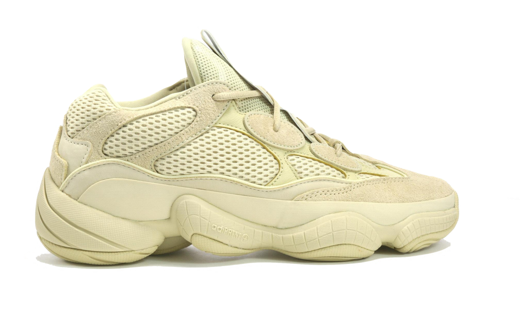 adidas Yeezy 500 Super Moon Yellow - Baza Bazaar