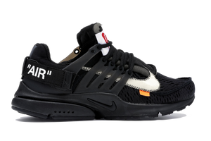 Air Presto Off-White Black (2018) - Baza Bazaar