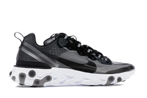 Nike React Element 87 Anthracite Black - Baza