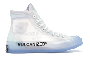 Converse Chuck Taylor All-Star Hi Off-White - Baza Bazaar