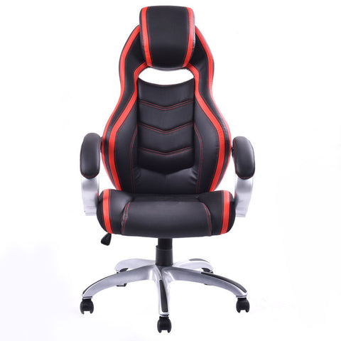Ultra Comfort High Back Gaming Chair- Red