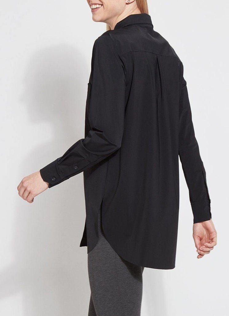 Schiffer Shirt | Black