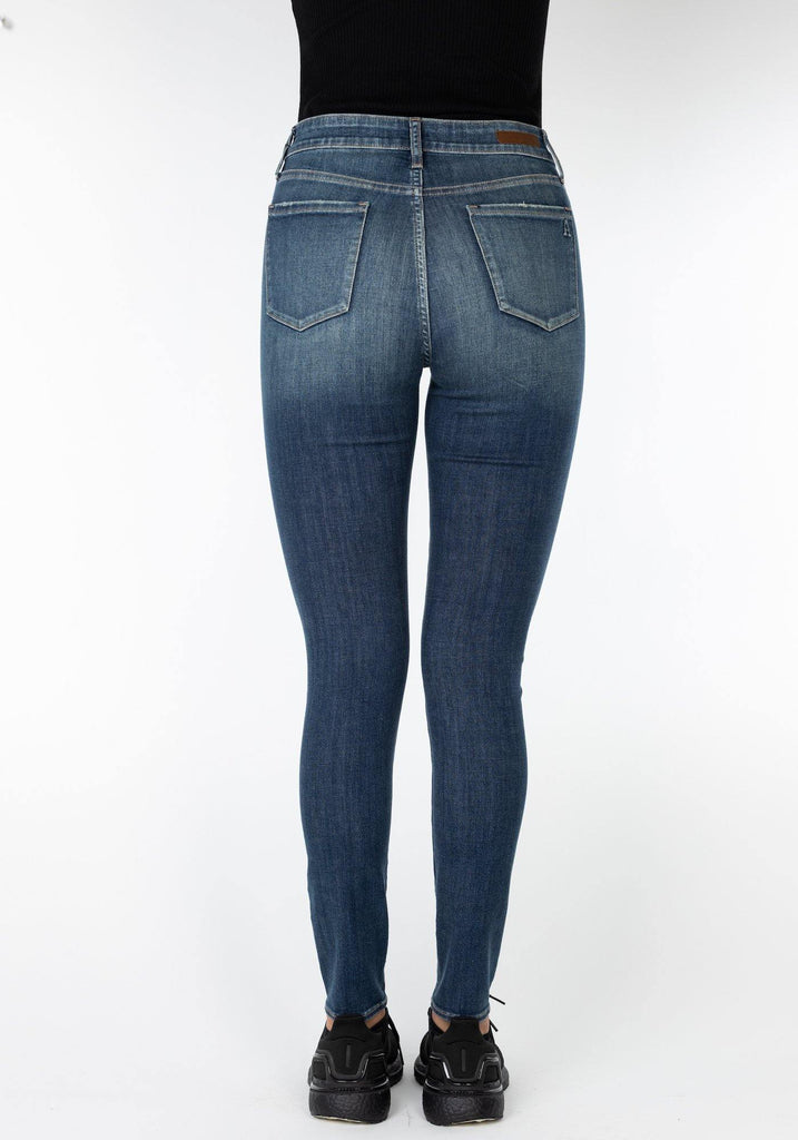Hilary High Rise Jeans | Chelan
