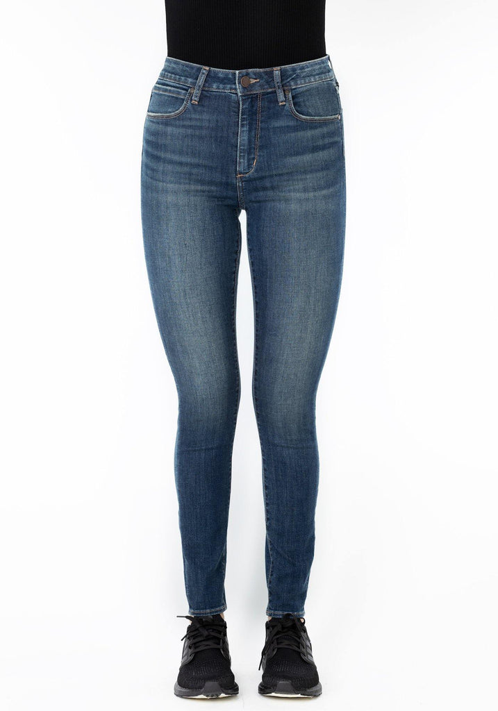 Hilary High Rise Jeans | Chelan - Fox Trot Boutique