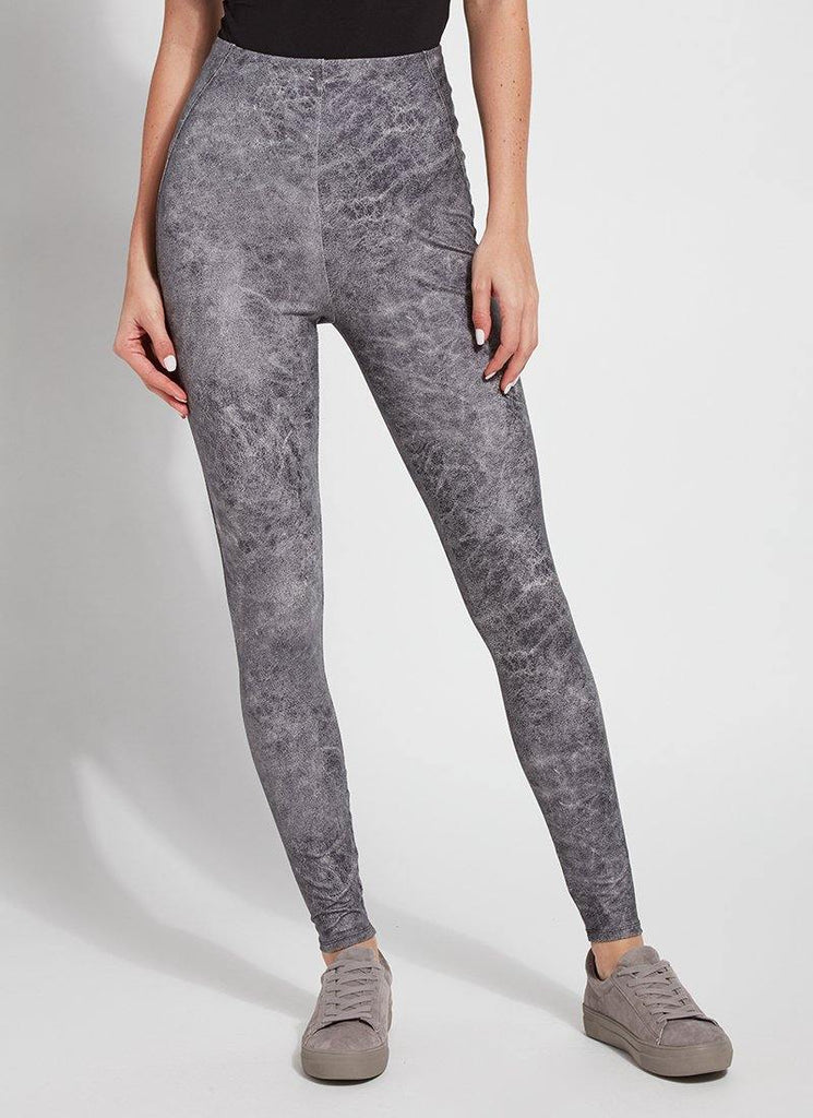 Matilda Foil Legging - Fox Trot Boutique