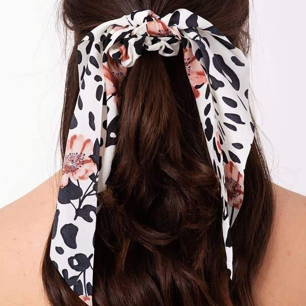 Ponytail Hair Scarf