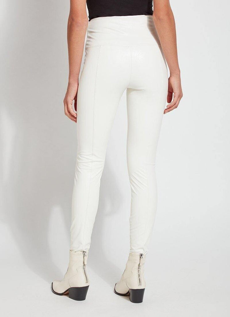 Textured Leather Legging - Fox Trot Boutique