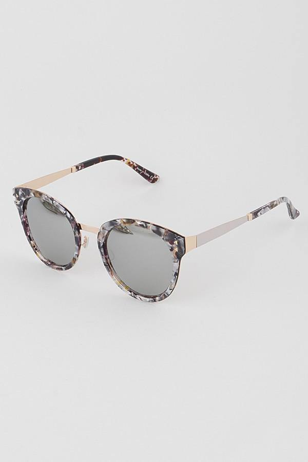 Retro Round Sunnies - Fox Trot Boutique