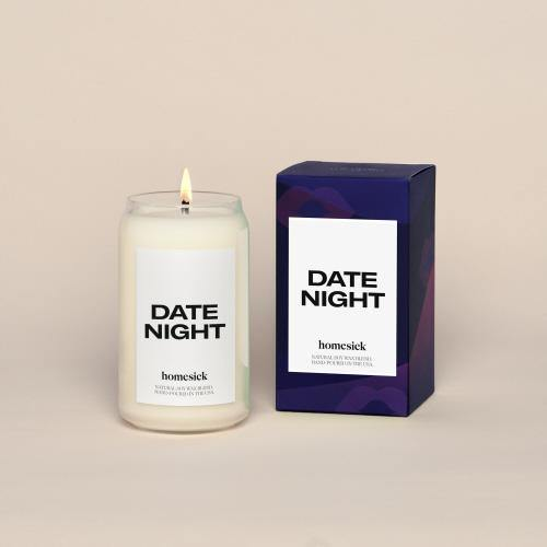 Date Night Candle - Fox Trot Boutique